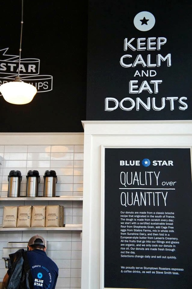 Blue Star Donuts - Where to Eat in Portland - sunscreenandplanes.com
