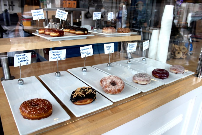 Blue Star Donuts- Where to Eat in Portland - sunscreenandplanes.com