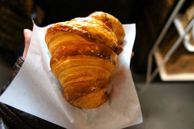 Croissant at Nuvrei - Where to Eat in Portland - sunscreenandplanes.com