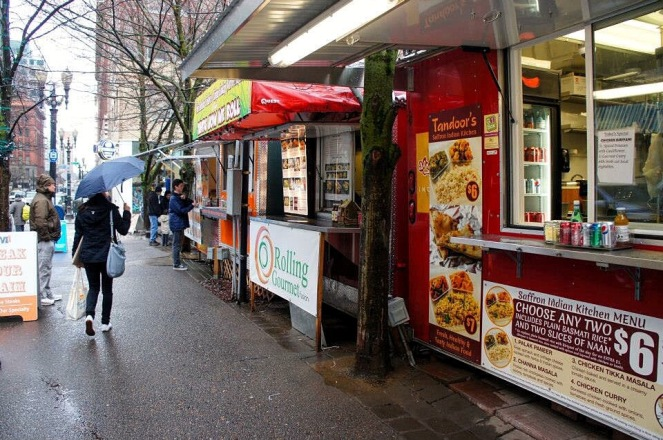 Food Trucks - Where to Eat in Portland - sunscreenandplanes.com